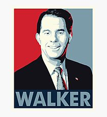 Scott Walker 2016 Photographic Print