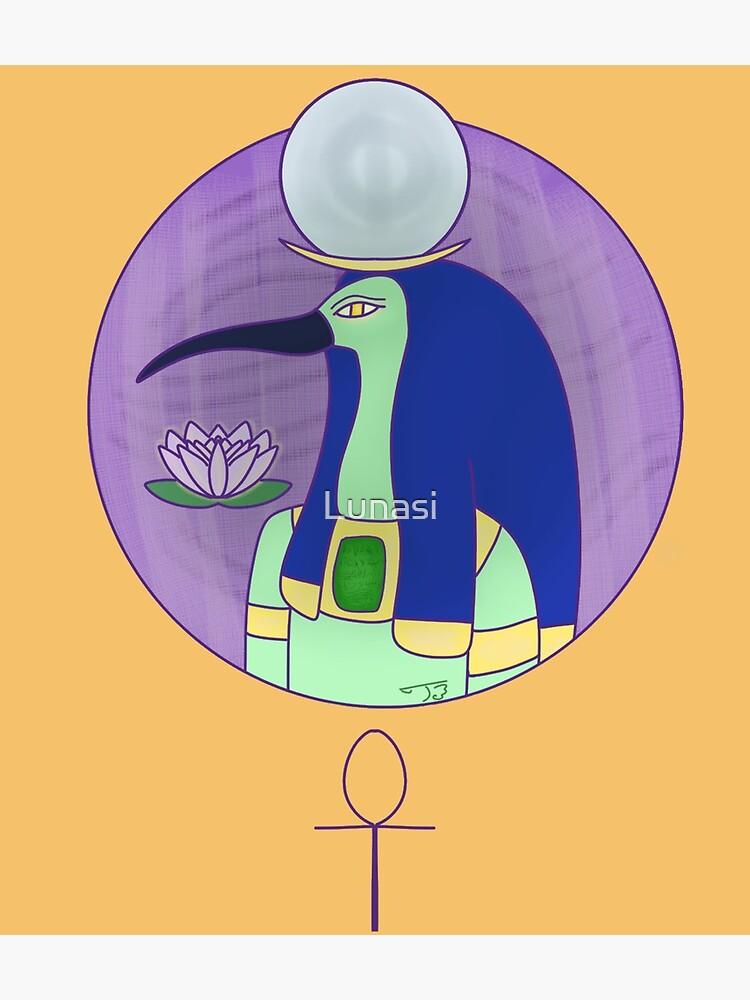 Thoth by Lunasi