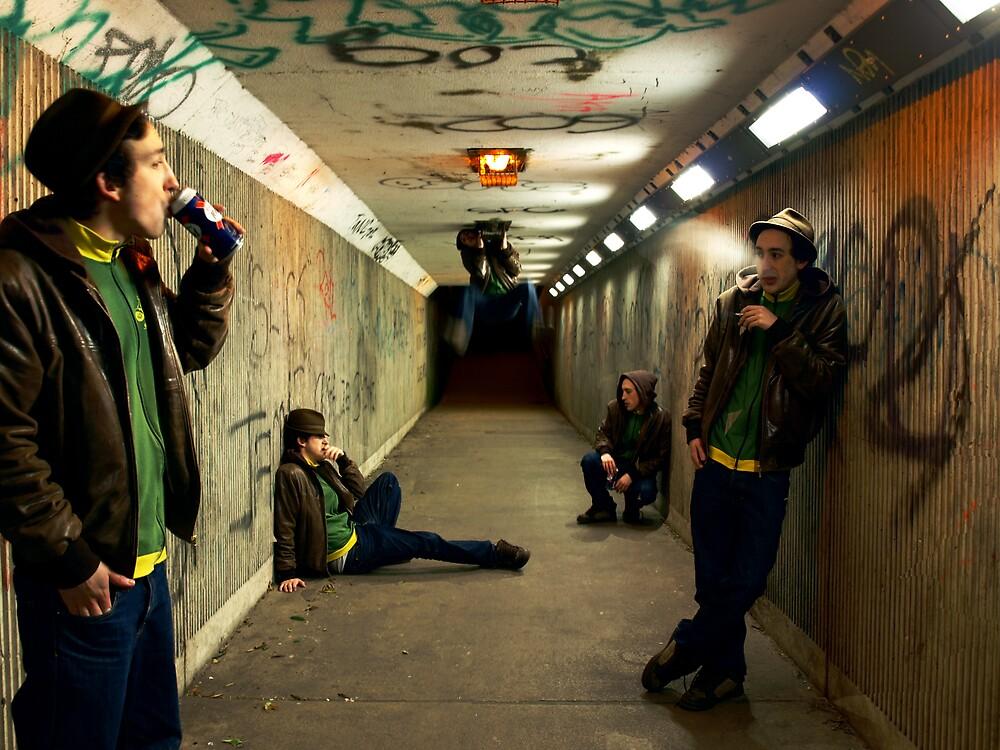 Under passage by elswervio