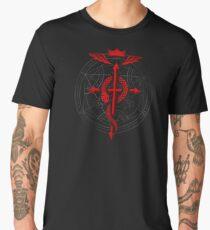 Fullmetal Alchemist Flamel Men's Premium T-Shirt