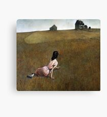Christina's World- Andrew Wyeth Canvas Print