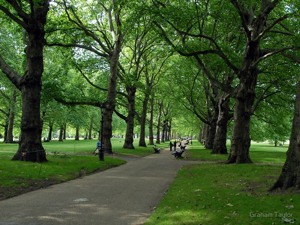 Green Park, London by Graham Taylor