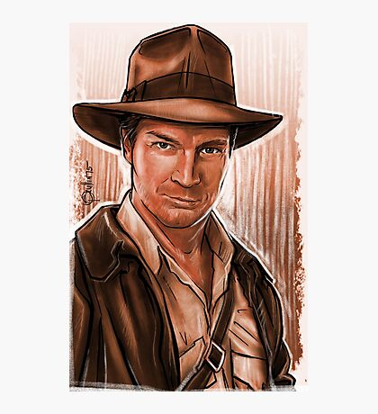 Indiana Fillion Photographic Print