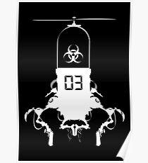 Killbot 03 - Bitter Pill Poster