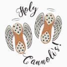 Holy Cannoli's! by sebi01