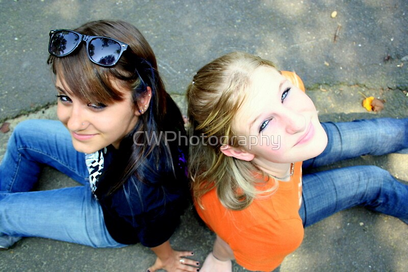 Friendship by CWPhotography