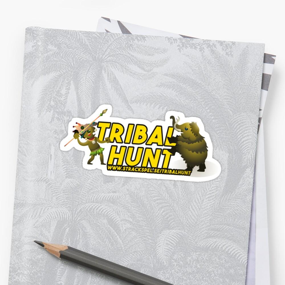 Tribal Hunt Logo by Strackspel