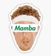 White Mamba 2 Sticker