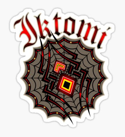 Spider (Iktomi) Sticker