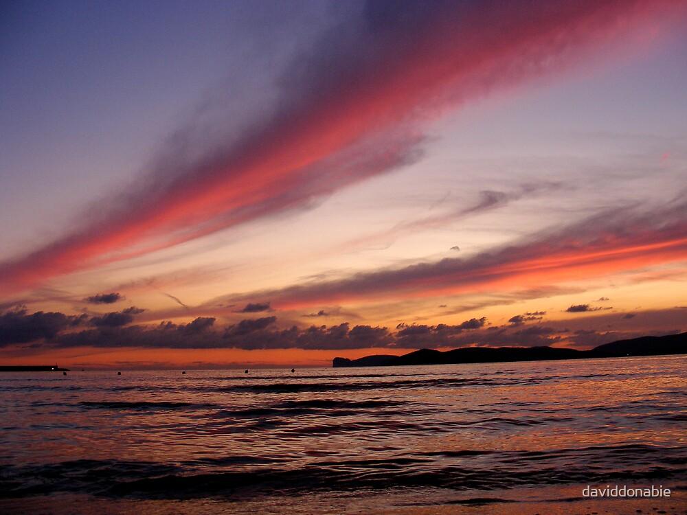 More Sunset by daviddonabie