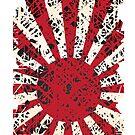 Japan Navy Flag by quark