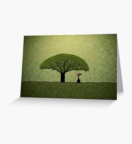 Socotra Greeting Card