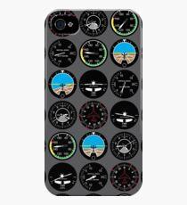 Flight Instruments iPhone 4s/4 Case