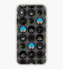 Flight Instruments iPhone Case