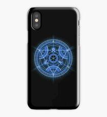 Human Transmutation Circle iPhone Case/Skin
