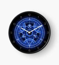 Human Transmutation Circle Clock