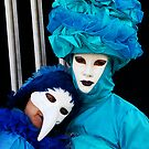 Blue Love by VeniceCarnival