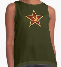 Soviet Gold Star Contrast Tank