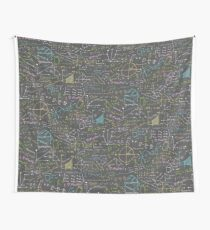 Math Lessons Wall Tapestry