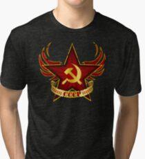 CCCP Army Tri-blend T-Shirt