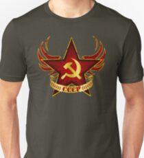 CCCP-Armee Slim Fit T-Shirt
