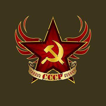 CCCP-Armee von RevolutionGFX