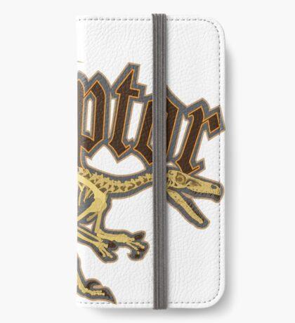 Raptor iPhone Wallet