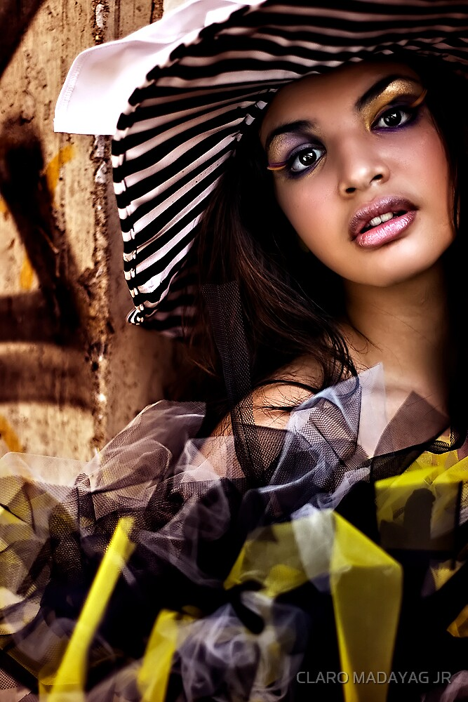 Fashion by CLARO MADAYAG JR