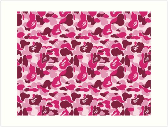 e3bd942041a50f bape Camouflage