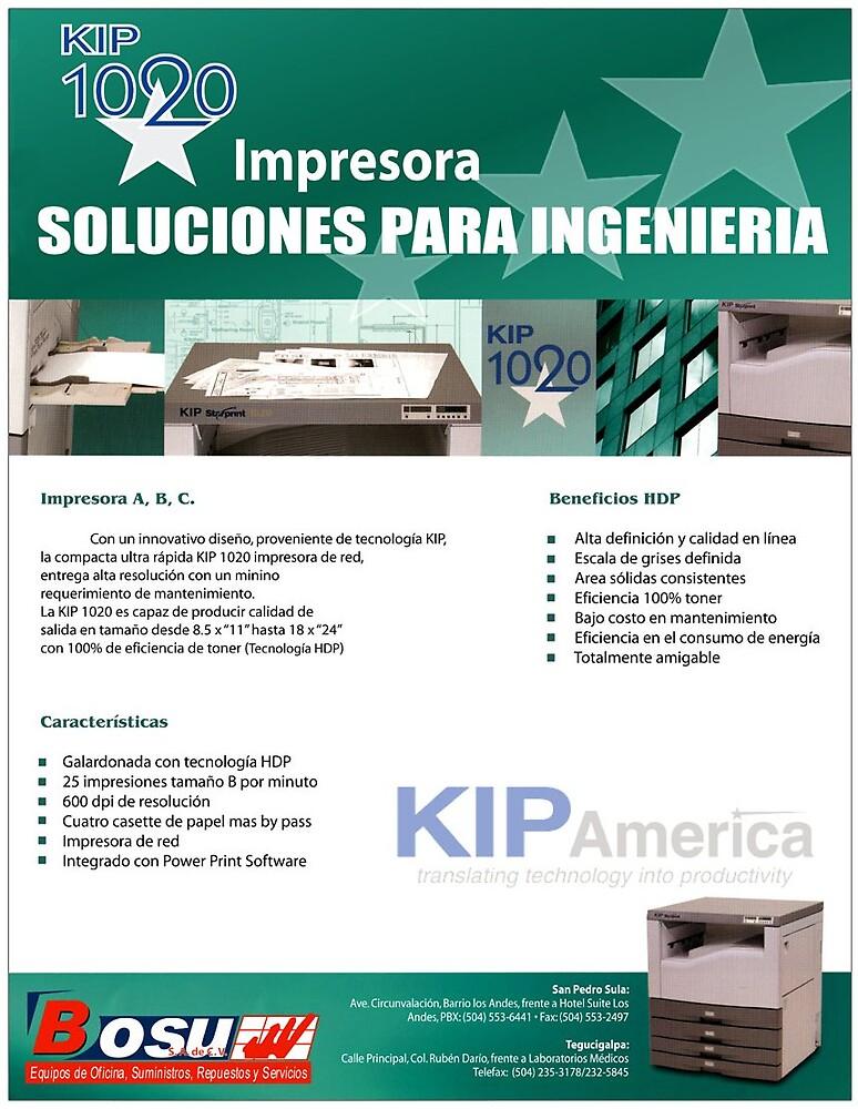 KIP America Brochure by jamontoya