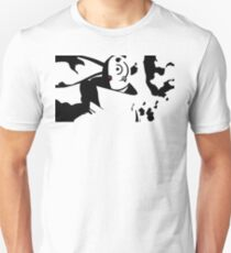 Naruto: Uchiha Obito Six Paths Mode! (Black&White Version) T-Shirt