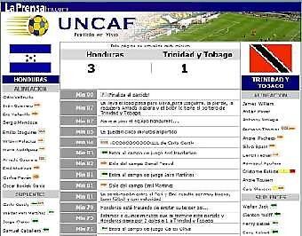 Football Soccer narration online by jamontoya