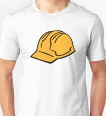 Construction helmet Unisex T-Shirt