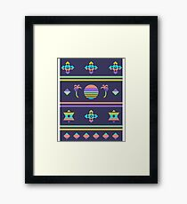 Cool Breeze Blowing Framed Print