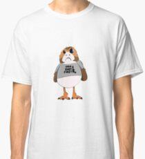 Ironic Porg Classic T-Shirt