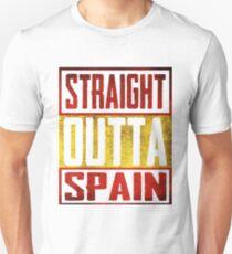 Straight Outta Spain T-Shirt