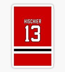 Nico Hischier #13 Sticker