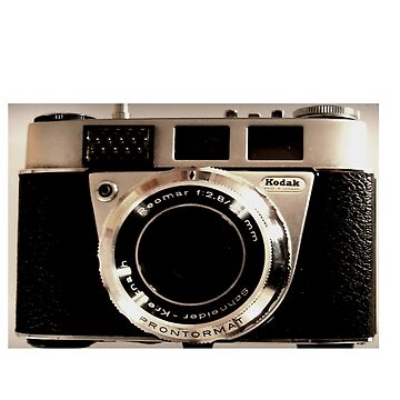 Vintage Camera by Andyt