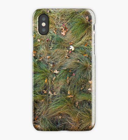 Natures Textures, Grass iPhone Case/Skin