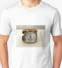To Tick Or Not To Tick? Vintage Travel Clock Unisex T-Shirt