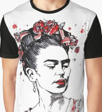 Mother Frida Kahlo Graphic T-Shirt