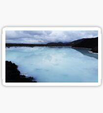 Icelandic Silica Sticker