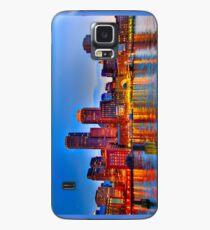 Hafen von Boston Hülle & Klebefolie für Samsung Galaxy