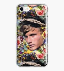 Bad Boy with Flowers iPhone Case/Skin