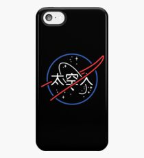 NASA Ästhetisches japanisches Neon-Logo iPhone-Hülle & Cover