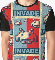 INVADE Graphic T-Shirt