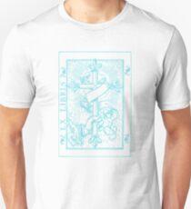 Cross Banner & Fleur De Lys Unisex T-Shirt