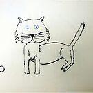 « Cat - Chat de Martin Boisvert » par Martin Boisvert