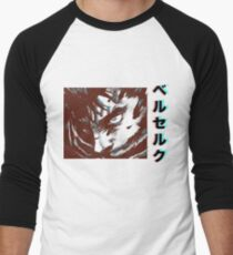 BERSERK Men's Baseball ¾ T-Shirt