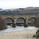 Haltwhistle Bridge by Cleburnus